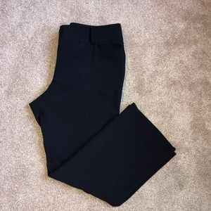 Navy Blue Dress Pants From The Limited